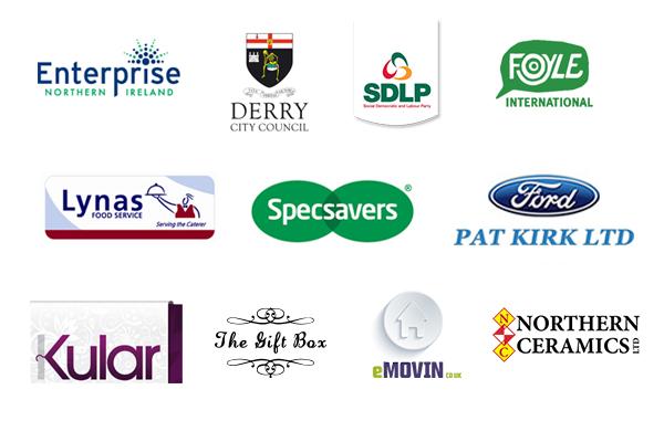 Northern Ireland Marketing Clients